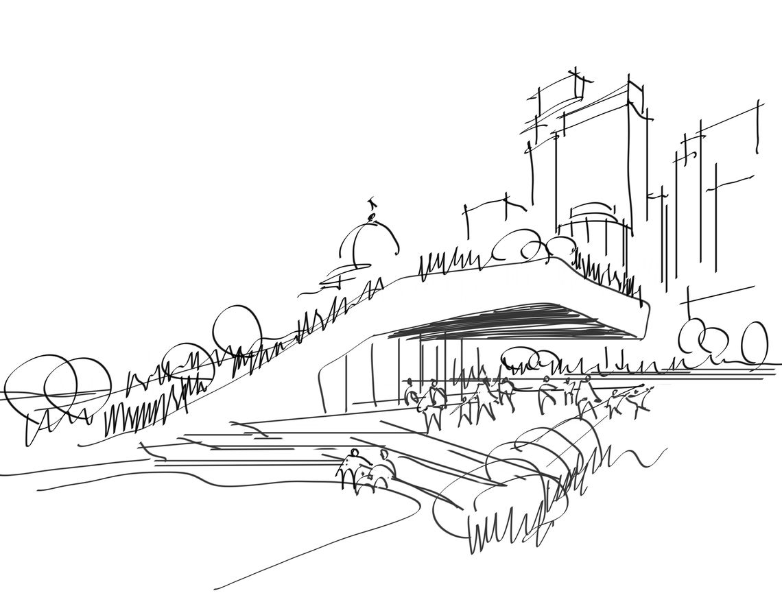 digsau pavilion children s discovery garden at sister cities park Real Estate Coordinator Resume sister cities sketch